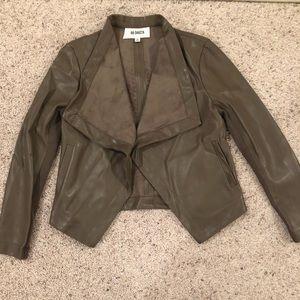 BB Dakota Vegan Leather Blazer